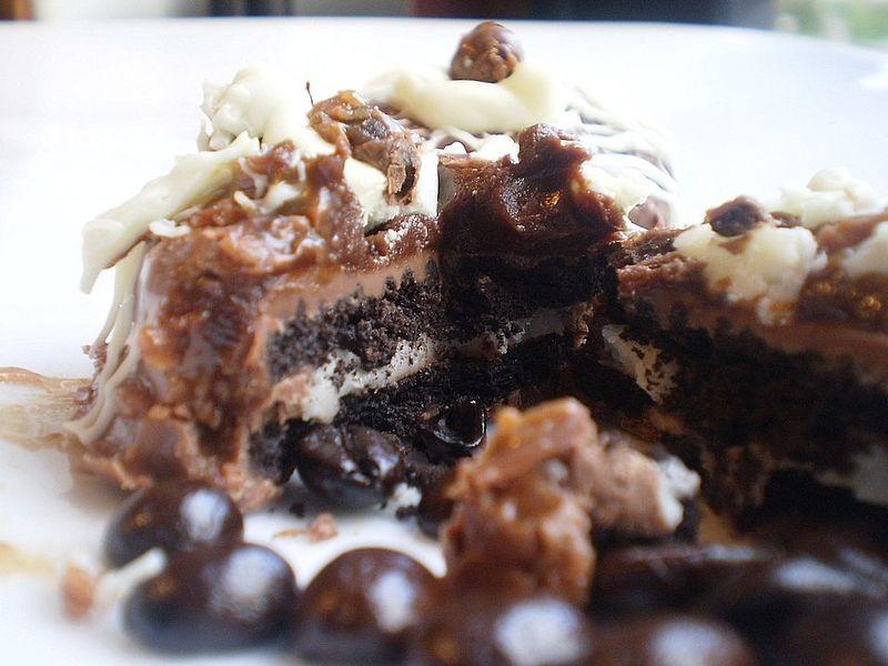 Caramel Mocha Latte open1